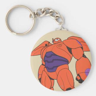 Baymax Orange Suit Keychain