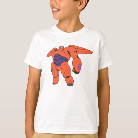 Baymax Orange Suit T-Shirt