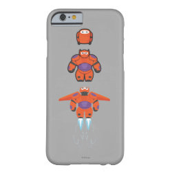 Case-Mate Barely There iPhone 6 Case with Baymax Mech Flight Take-Off design