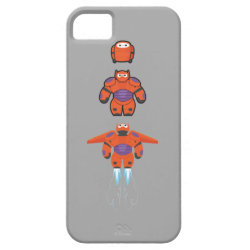 Case-Mate Vibe iPhone 5 Case with Baymax Mech Flight Take-Off design