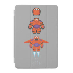 iPad mini Cover with Baymax Mech Flight Take-Off design