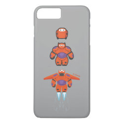 Case-Mate Tough iPhone 7 Plus Case with Baymax Mech Flight Take-Off design