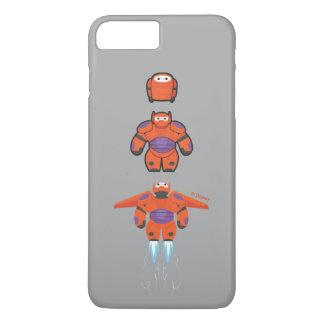 Baymax Orange Super Suit iPhone 8 Plus/7 Plus Case