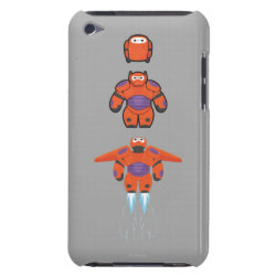 Case-Mate iPod Touch Barely There Case with Baymax Mech Flight Take-Off design