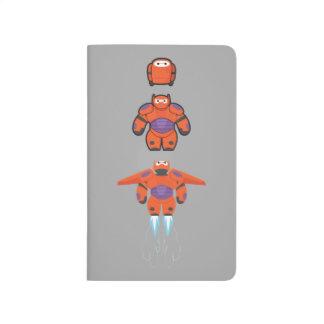 Baymax Orange Super Suit Journal