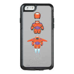 Baymax Mech Flight Take-Off OtterBox Symmetry iPhone 6/6s Case