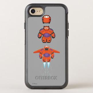 Baymax Orange Super Suit OtterBox Symmetry iPhone 8/7 Case
