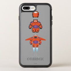 Baymax Mech Flight Take-Off OtterBox Apple iPhone 7 Plus Symmetry Case
