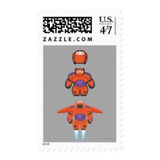 Baymax Orange Super Suit Postage