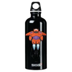 SIGG Traveller Water Bottle (0.6L) with Baymax Mech Flight Take-Off design
