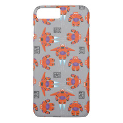 Case-Mate Tough iPhone 7 Plus Case with Baymax in Battle Armor Superhero Pattern design