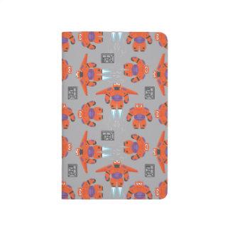 Baymax Orange Supersuit Pattern Journal