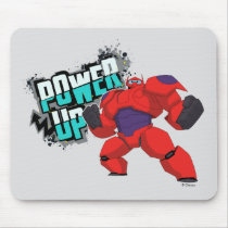 Baymax   Power Up Mouse Pad