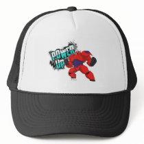 Baymax   Power Up Trucker Hat