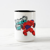 Baymax | Power Up Two-Tone Coffee Mug
