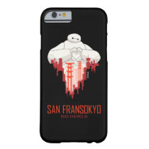 Baymax | San Fransokyo - Big Hero 6 Barely There iPhone 6 Case