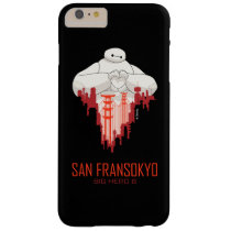 Baymax | San Fransokyo - Big Hero 6 Barely There iPhone 6 Plus Case