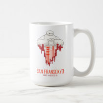 Baymax | San Fransokyo - Big Hero 6 Coffee Mug