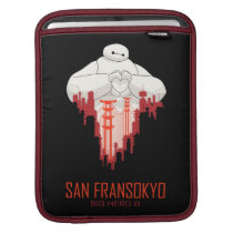 Baymax | San Fransokyo - Big Hero 6 iPad Sleeve