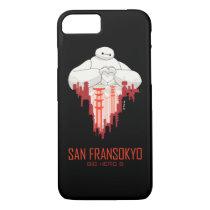 Baymax | San Fransokyo - Big Hero 6 iPhone 8/7 Case
