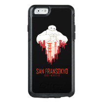 Baymax   San Fransokyo - Big Hero 6 OtterBox iPhone 6/6s Case