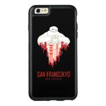 Baymax   San Fransokyo - Big Hero 6 OtterBox iPhone 6/6s Plus Case