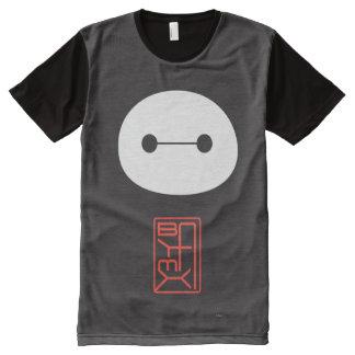 Baymax Seal All-Over-Print Shirt
