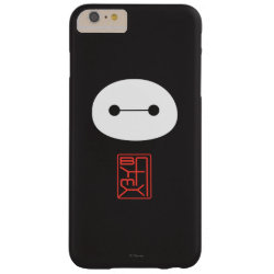 Case-Mate Barely There iPhone 6 Plus Case with Cute Baymax Seal design
