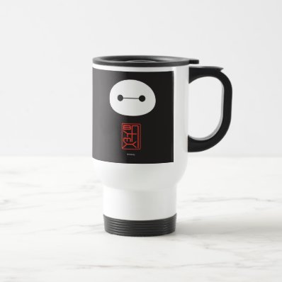 Baymax Seal Coffee Mugs