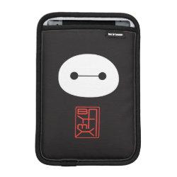 iPad Mini Sleeve with Cute Baymax Seal design