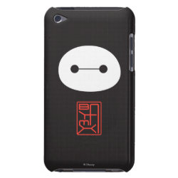 Case-Mate iPod Touch Barely There Case with Cute Baymax Seal design