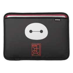 Cute Baymax Seal Macbook Air Sleeve