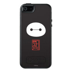 OtterBox Symmetry iPhone SE/5/5s Case with Cute Baymax Seal design