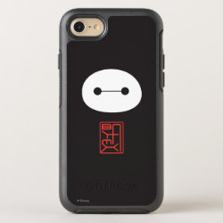 OtterBox Apple iPhone 7 Symmetry Case with Cute Baymax Seal design