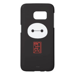 Case-Mate Barely There Samsung Galaxy S7 Case with Cute Baymax Seal design