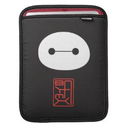 iPad Sleeve with Cute Baymax Seal design