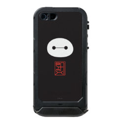 Cute Baymax Seal Incipio Feather Shine iPhone 5/5s Case