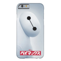 Case-Mate Barely There iPhone 6 Case with Baymax Selfie design