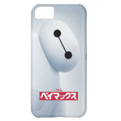 Case-Mate Barely There iPhone 5C Case with Baymax Selfie design