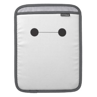 Baymax Silhouette Sleeve For iPads
