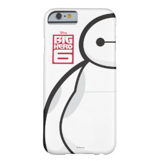Baymax Standing Barely There iPhone 6 Case