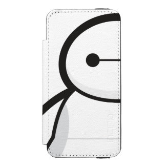 Baymax Standing iPhone SE/5/5s Wallet Case