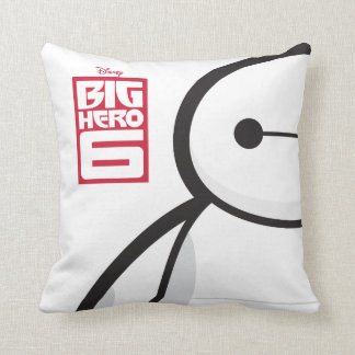 Baymax Standing Pillow