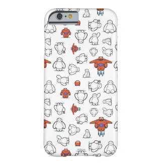 Baymax Suit Pattern Barely There iPhone 6 Case