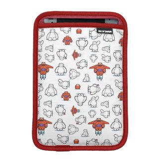 Baymax Suit Pattern iPad Mini Sleeve