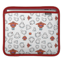 Baymax Suit Pattern iPad Sleeve