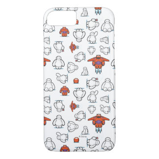 Baymax Suit Pattern iPhone 7 Case