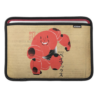 Baymax Supersuit Fundas MacBook