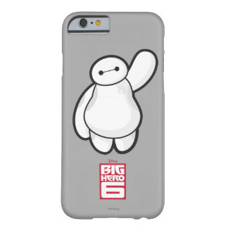 Baymax Waving Barely There iPhone 6 Case