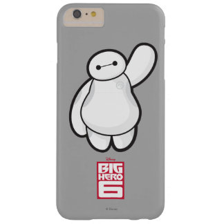 Baymax Waving Barely There iPhone 6 Plus Case